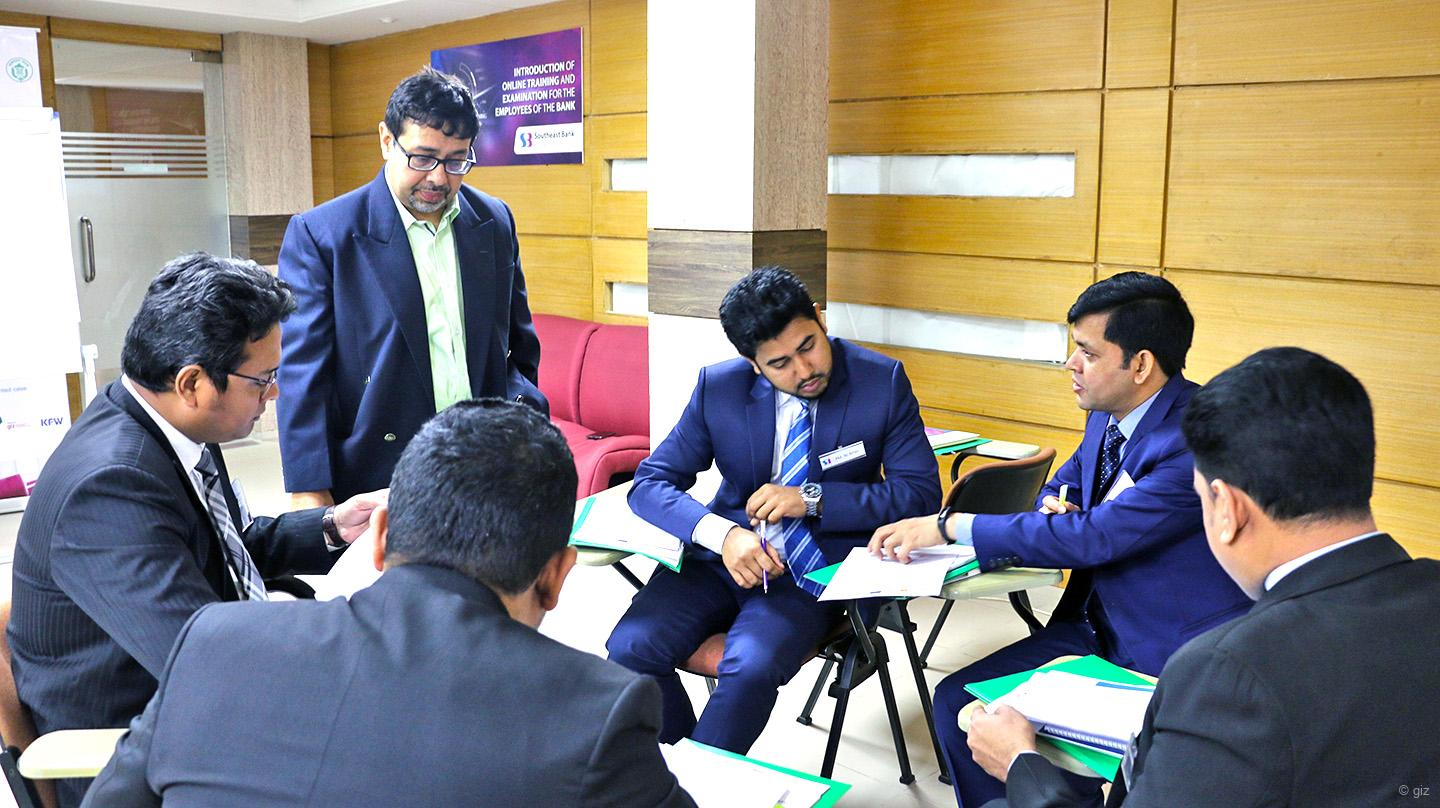 Training of Trainers for Bank Training Institutions